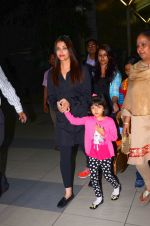 Aishwarya Rai Bachchan snapped at airport on 1st March 2016