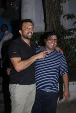 Atul Kasbekar at Neerja party in Olive on 1st March 2016
