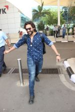 Jackky Bhagnani snapped at airport on 1st March 2016