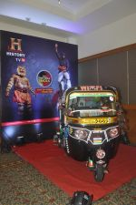 Krishna Abhishek OMG India with History 18 on 1st March 2016