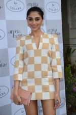 Perina Qureshi at Arpita Mehta_s fashion preview in Le15 Cafe Colaba on 1st March 2016 (75)_56d6945be5775.JPG