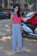 Sarah Jane Dias promotes Zubaan on 1st March 2016 (44)_56d691f63c31a.JPG