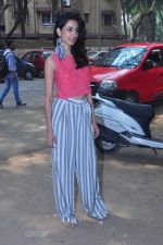 Sarah Jane Dias promotes Zubaan on 1st March 2016 (45)_56d691f711df7.JPG