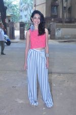 Sarah Jane Dias promotes Zubaan on 1st March 2016 (51)_56d691fc3dd45.JPG