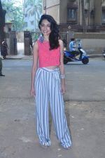 Sarah Jane Dias promotes Zubaan on 1st March 2016 (53)_56d691fd94f32.JPG