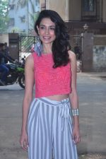 Sarah Jane Dias promotes Zubaan on 1st March 2016 (54)_56d691fe38436.JPG