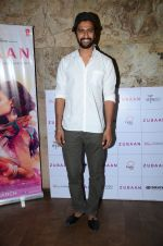 Vicky Kaushal at Zubaan screening in Mumbai on 1st March 2016