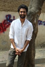 Vicky Kaushal promotes Zubaan on 1st March 2016 (45)_56d6920abe4a9.JPG