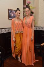 at Arpita Mehta_s fashion preview in Le15 Cafe Colaba on 1st March 2016 (8)_56d6942a0691d.JPG