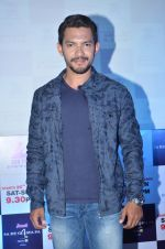 Aditya Narayan at Saregama new season with ZEE on 2nd March 2016 (54)_56d84752ac0eb.JPG