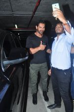 John Abraham return from Abu Dabhi schedule on 2nd March 2016