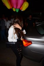 Malaika Arora Khan at dinner party in Mumbai on 2nd March 2016