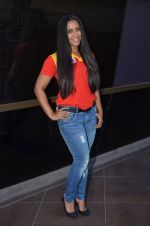 Meghna Naidu at Box Cricket League bash on 2nd March 2016 (3)_56d844ae29bcf.JPG