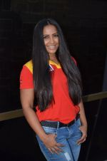 Meghna Naidu at Box Cricket League bash on 2nd March 2016 (4)_56d8450be1249.JPG