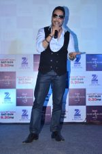 Mika Singh at Saregama new season with ZEE on 2nd March 2016