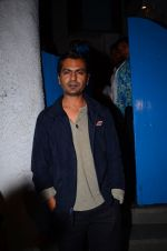 Nawazuddin Siddiqui at dinner party in Mumbai on 2nd March 2016