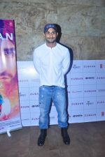 Prateik Babbar at Zubaan screening on 2nd March 2016