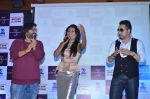 Pritam Chakraborty, Mika Singh at Saregama new season with ZEE on 2nd March 2016 (5)_56d847bd262d9.JPG