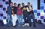 Pritam Chakraborty, Mika Singh, Aditya Narayan, Mika Singh, Sajid Ali, Wajid Ali at Saregama new season with ZEE on 2nd March 2016 (47)_56d847bf300a9.JPG