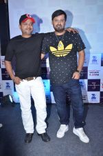 Sajid Ali, Wajid Ali at Saregama new season with ZEE on 2nd March 2016 (48)_56d848234b8ff.JPG