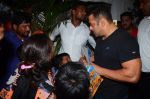Salman Khan at dinner party in Mumbai on 2nd March 2016