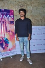 Sushant Singh Rajput at Zubaan screening on 2nd March 2016