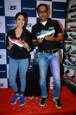 Yami Gautam promotes Sketchers on 2nd March 2016