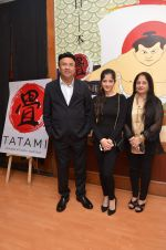 Anu Malik at Tatami restaurant launch hosted by Neha Premji and Shivam Hingorani on 3rd March 2016