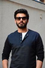 Fawad Khan at Kapoor N Sons promotions at Johar