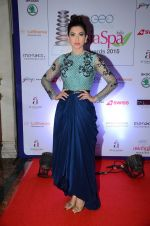 Gauhar Khan at Asia Spa Awards in Mumbai on 3rd March 2016