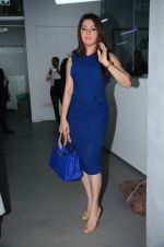 Kehkashan Patel at Sonali Bendre_s book launch on 3rd March 2016 (6)_56d9ab6b47173.JPG
