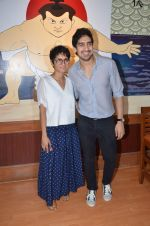 Kiran Rao at Tatami restaurant launch hosted by Neha Premji and Shivam Hingorani on 3rd March 2016 (41)_56d9aa51a93af.JPG