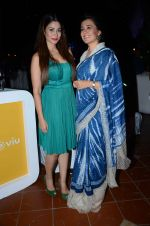 Mini Mathur, Shaheen Abbas at Asia Spa Awards in Mumbai on 3rd March 2016