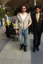 Neil Mukesh snapped at airport on 3rd MArch 2016
