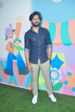 Shashank Vyas at a charity event on 3rd March 2016
