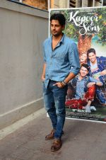 Sidharth Malhotra at Kapoor N Sons promotions at Johar