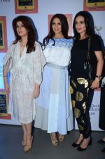 Twinkle Khanna at Sonali Bendre_s book launch on 3rd March 2016 (73)_56d9abf387840.JPG