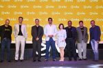Zaheer Khan,Virender Sehwag at VIU streaming launch on 3rd March 2016