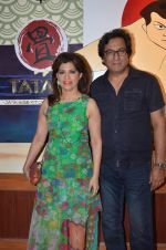 bina and talat aziz at Tatami restaurant launch hosted by Neha Premji and Shivam Hingorani on 3rd March 2016_56d9aaa24d9b0.JPG