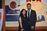 manasi and rohit roy at Tatami restaurant launch hosted by Neha Premji and Shivam Hingorani on 3rd March 2016_56d9aa5e3f75e.JPG