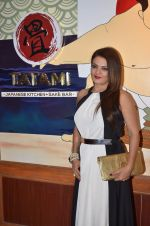 sheeba  at Tatami restaurant launch hosted by Neha Premji and Shivam Hingorani on 3rd March 2016(1)_56d9aa8323174.JPG