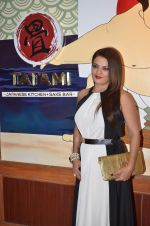 sheeba at Tatami restaurant launch hosted by Neha Premji and Shivam Hingorani on 3rd March 2016 (11)_56d9aa856e23d.JPG