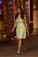 Alia Bhatt at Kapoor N Sons promotions on Comedy Bachao on 4th March 2016