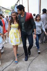 Alia Bhatt, Sidharth Malhotra at Kapoor N Sons promotions on Comedy Bachao on 4th March 2016
