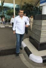 Paresh Rawal snapped at airport on 4th March 2016