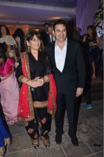 Parmeet Sethi, Archana Puran Singh at Kresha Bajaj_s wedding reception on 4th March 2016 (18)_56daf3e6d5bdc.JPG