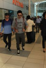 Shahid Kapoor snapped at airport on 4th March 2016