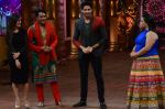 Sidharth Malhotra at Kapoor N Sons promotions on Comedy Bachao on 4th March 2016