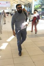 Anurag Kashyap snapped at airport on 5th March 2016