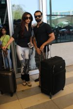 Ashmit Patel snapped at airport on 5th March 2016 (3)_56dc20a003d40.JPG